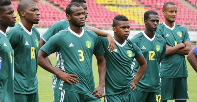 CAN 2019 : la Mauritanie malmenée en Angola par un score de 4-1
