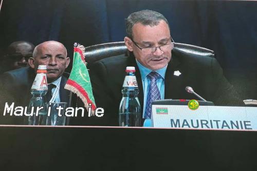 Le ministre des affaires Étrangères devant le sommet de la Francophonie: L'organisation de la Francophonie doit apporter une réponse qui soit à la mesure de la grandeur de ses ambitions