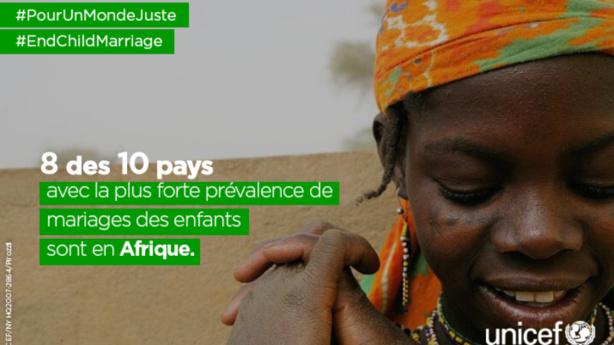 La Mauritanie engagée à bannir le mariage des enfants