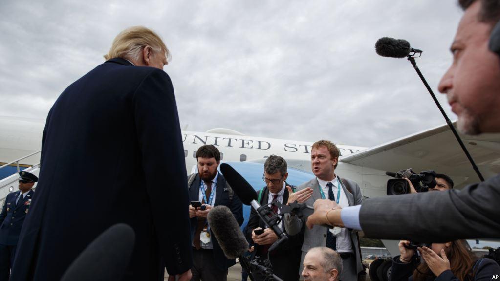 Khashoggi: Trump se défend de couvrir ses alliés saoudiens
