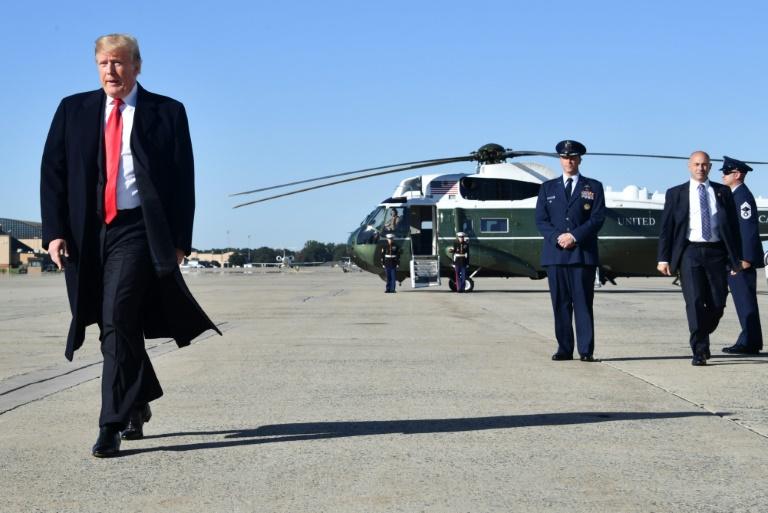 """Trump estime que Khashoggi est mort, menace de """"graves"""" conséquences"""
