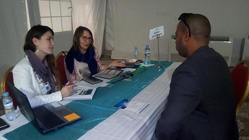Mauritanie : Rencontres B to B entre entreprises française mauritaniennes (Vidéo)