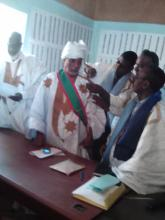 Brakna: El Hadj Ahmed ould Keboud, premier magistrat d'Achorguitt