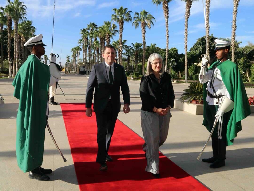 L'ambassadeur des USA rassure la Mauritanie