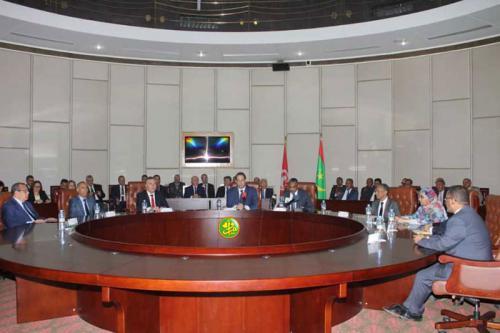Démarrage des travaux de la 18eme session de la haute commission mixte de coopération mauritano-tunisienne