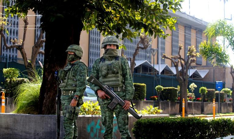 Mexique: le consulat américain de Guadalajara visé par une attaque à l'explosif