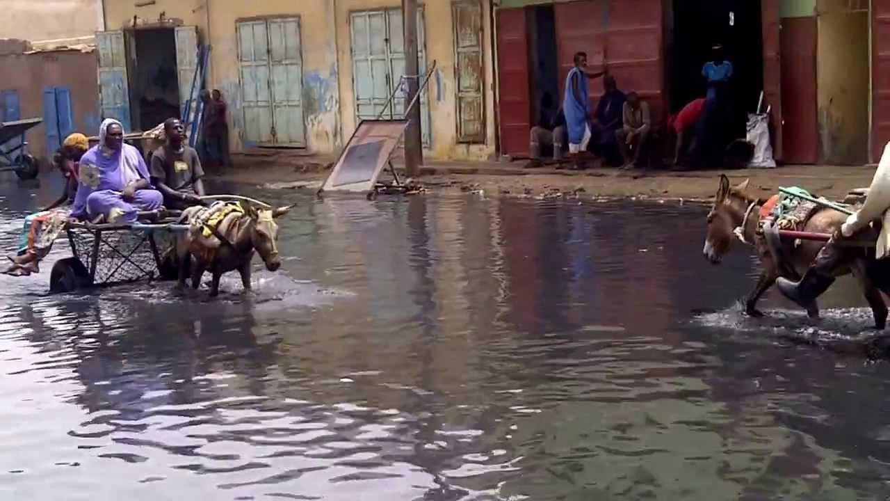 Mauritanie : grâce à un don chinois, Nouakchott enfin dotée d'un véritable réseau d'assainissement