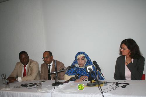Organisation à Nouakchott d'un atelier sur les droits de l'Homme dans le secteur minier