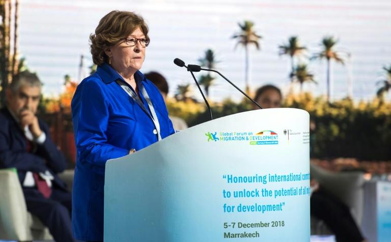 """Pacte sur les migrations: l'ONU """"très confiante"""" malgré les attaques"""