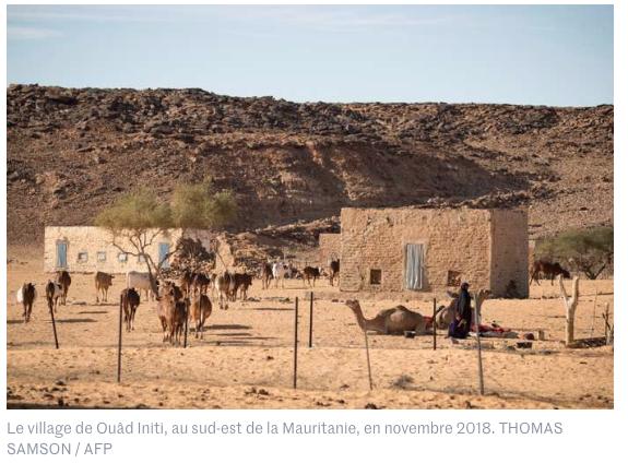 A Ouâd Initi, le pouvoir mauritanien mise sur la population pour protéger ses frontières
