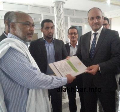 Nouadhibou : Emission du 1er titre foncier en Arabe