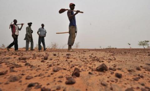 Mauritanie : l'armée va restituer à des orpailleurs leur matériel confisqué