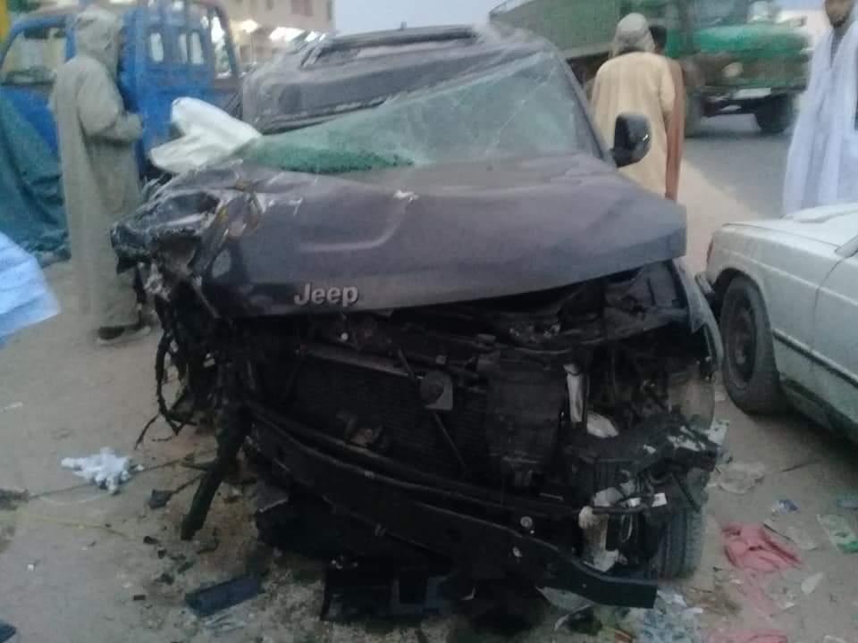 Terrible accident du véhicule de la belle-fille du Président