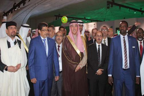 La Mauritanie participe aux festivités de l'annonce de ''Riyad, capitale des medias arabes
