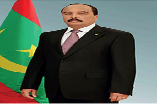 Message de remerciements et de gratitude du Président de la République à l'ensemble des mauritaniens