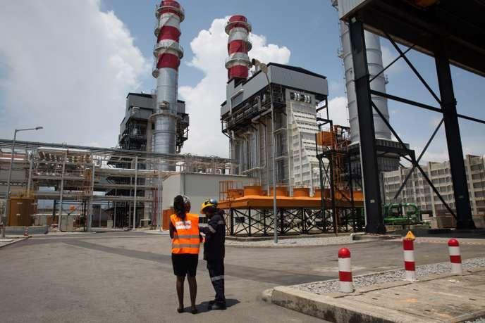 Côte d'Ivoire: une nouvelle centrale électrique pour faire face à la demande
