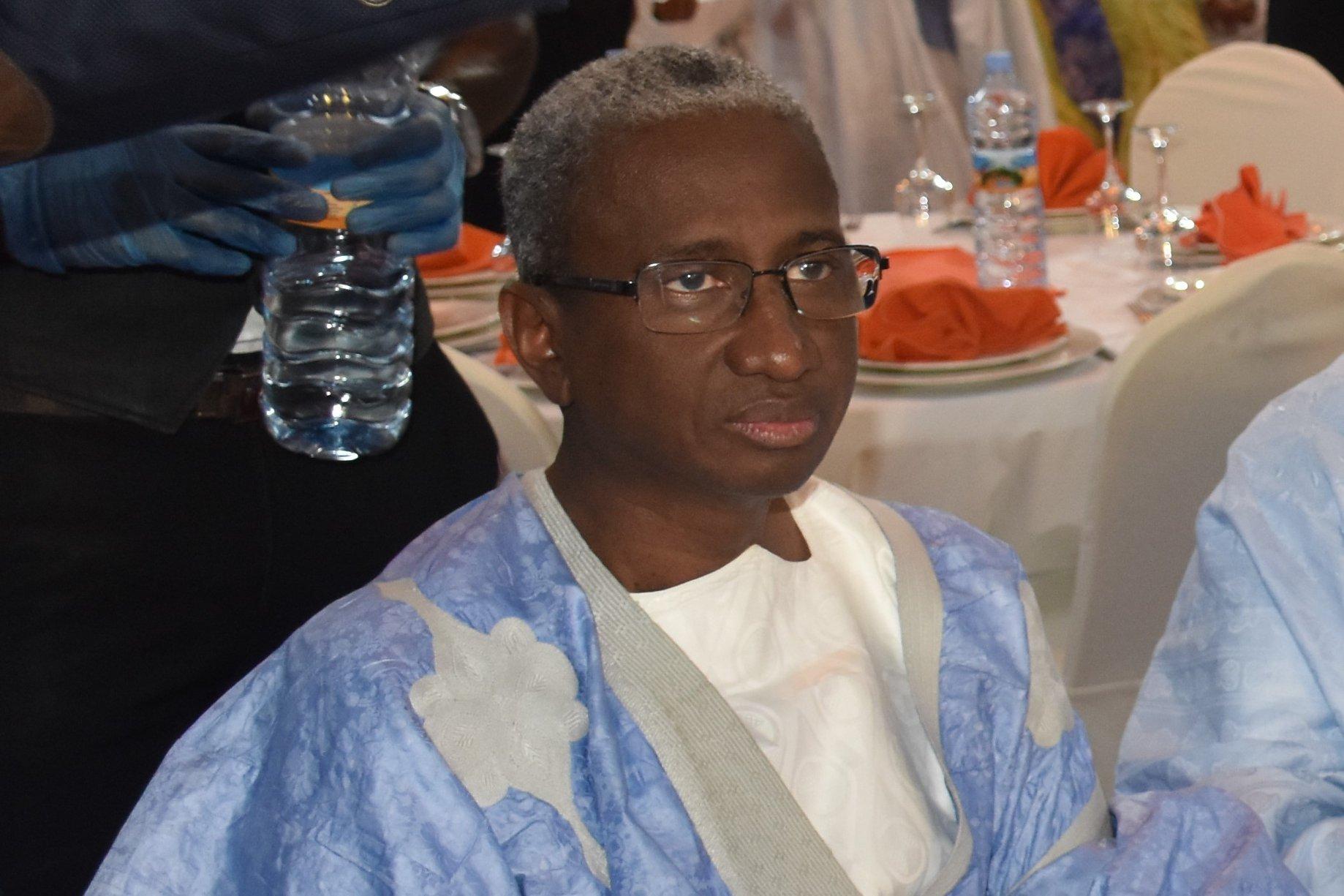 Mamadou Bathia Diallo