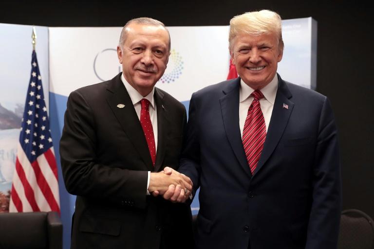 L'ordre de retrait des troupes américaines de Syrie a été signé