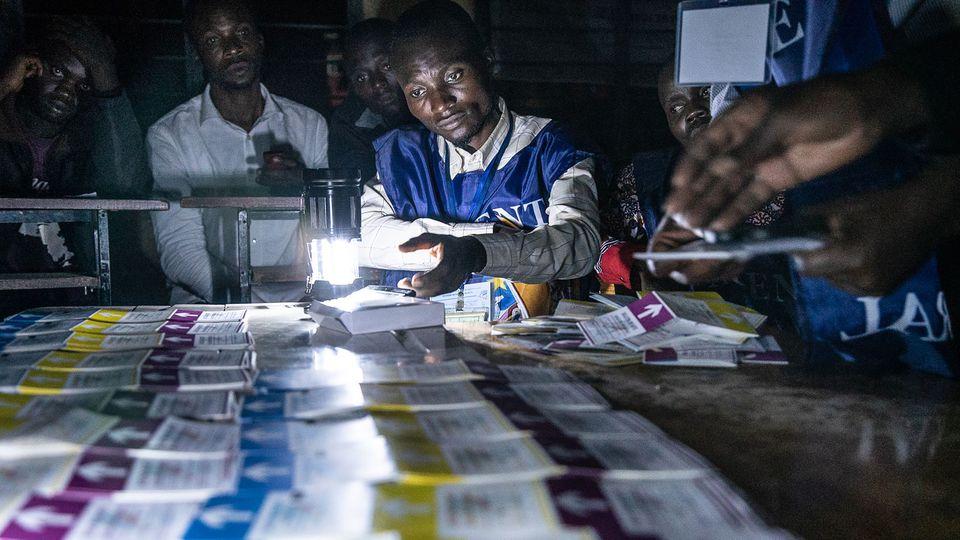 Présidentielle en RDC: internet coupé par les autorités