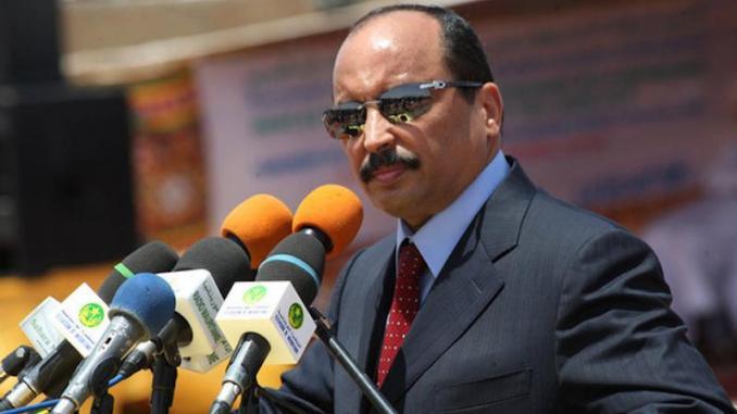 Mauritanie: le président Abdel Aziz à Chegatt pour affirmer la présence de l'Etat