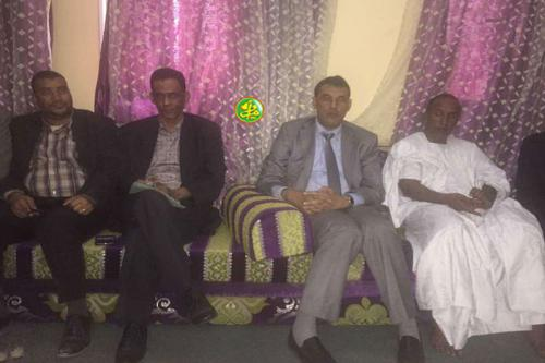 Le wali de Dakhlet-Nouadhibou annonce aux orpailleurs que les opérations de vente d'or se feront désormais à la BCM