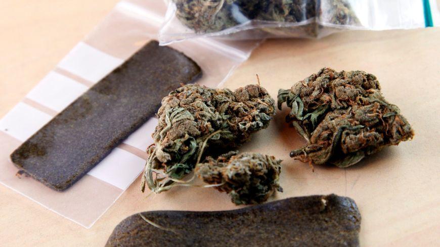 ROSSO/Lutte contre la drogue : Saisie de 14KG de drogue par la police