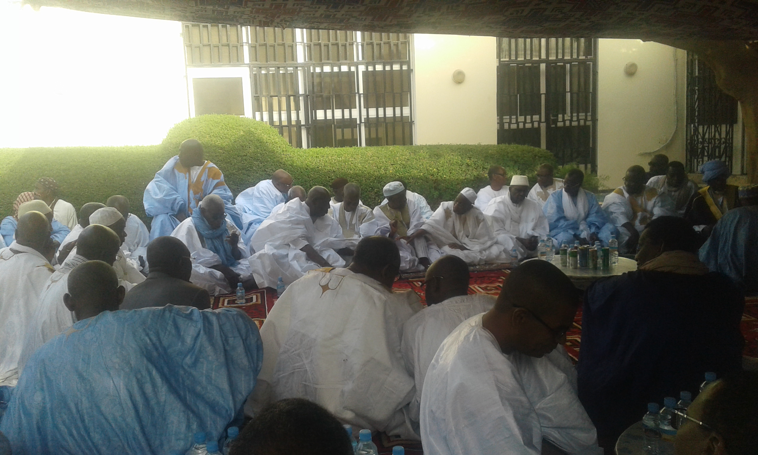 Réunion de la Communauté Halpulaaren proche du pouvoir chez Kane Yahya : «Réconcilier les clans et se positionner pour la présidentielle»