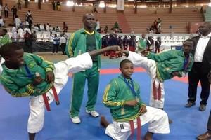 Championnats d'Afrique de la Zone 2 : Belle moisson mauritanienne