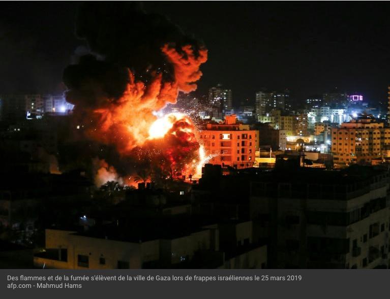 Gaza: le Hamas annonce un cessez-le-feu avec Israël après un accès de tension