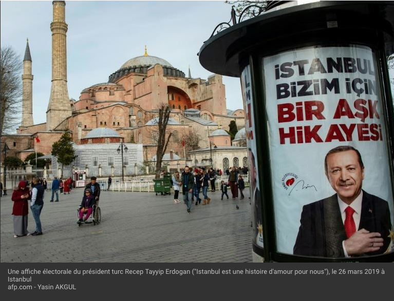 Turquie: élections locales à haut risque pour Erdogan