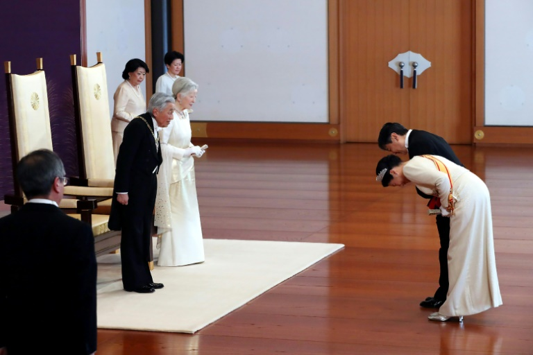 Japon: le gouvernement annonce lundi le nom de la nouvelle ère impériale