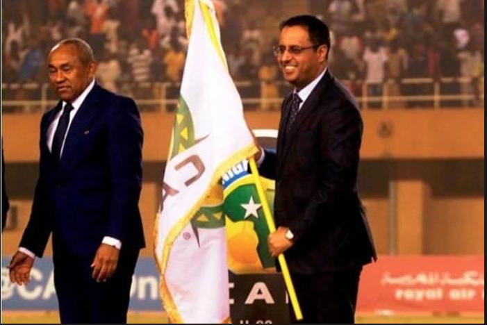 Ahmed Yahya réagit sur les accusations contre le président de la CAF, Ahmad