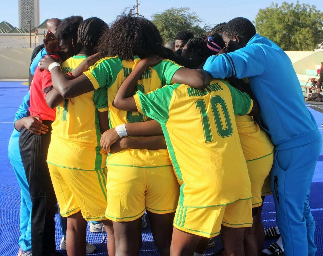 Mauritanie :  Handball - Zone II : Démarrage du Challenge Trophy 2019 Dames