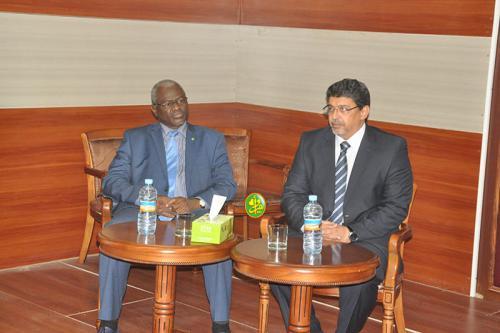 Les ministres de la culture et de l'enseignement supérieur commentent les résultats du conseil des ministres