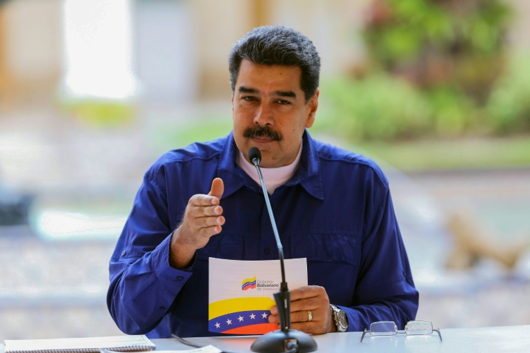 Venezuela: accord avec la Croix-Rouge pour une distribution d'aide humanitaire
