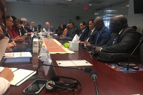 Le vice-président de la Banque mondiale pour l'Afrique se félicite des progrès réalisés par notre pays dans les domaines économique et financier