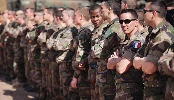 Construction d'une nouvelle base militaire française au Mali