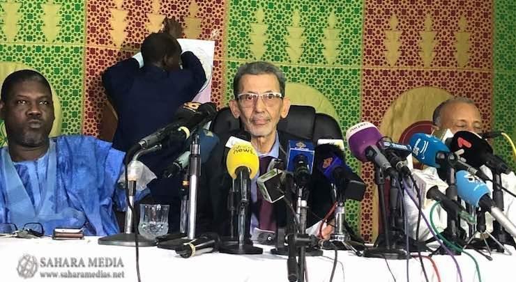 Mauritanie : les staffs de la CENI en formation