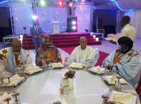 Ghazouani offre un diner à ses compagnons de précampagne…