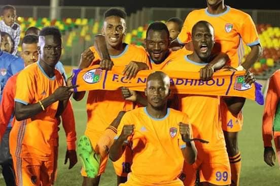 Le F.C Nouadhibou champion !