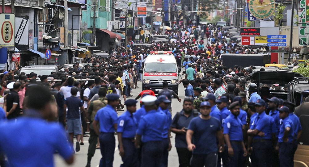 La police annonce un nouveau bilan des attentats au Sri Lanka: 207 morts, 450 blessés