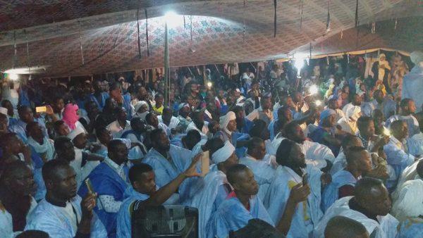 Au Trarza comme au Gorgol, des foules en délire accueillent Birame Dah Abeid