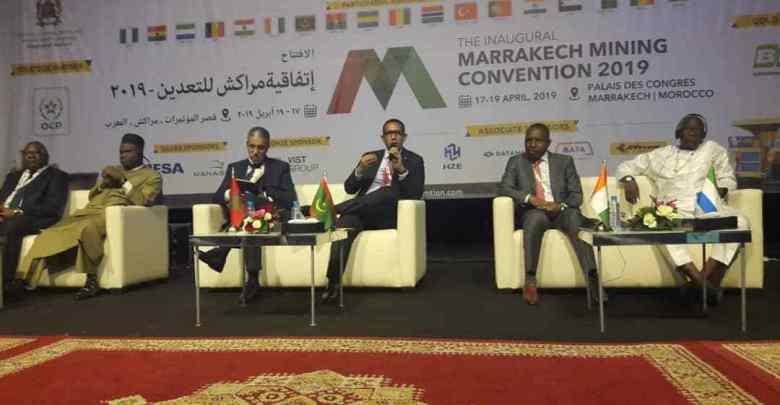 La Mauritanie copiée par des pays africains dans le domaine minier