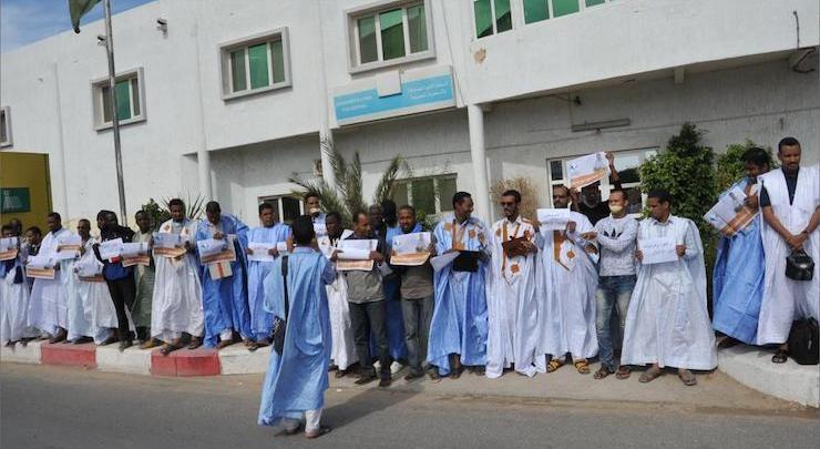 Mauritanie : les pigistes des médias publics protestent