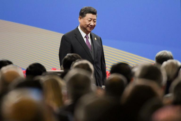 En sommet à Pékin, Xi Jinping défend ses Routes de la soie