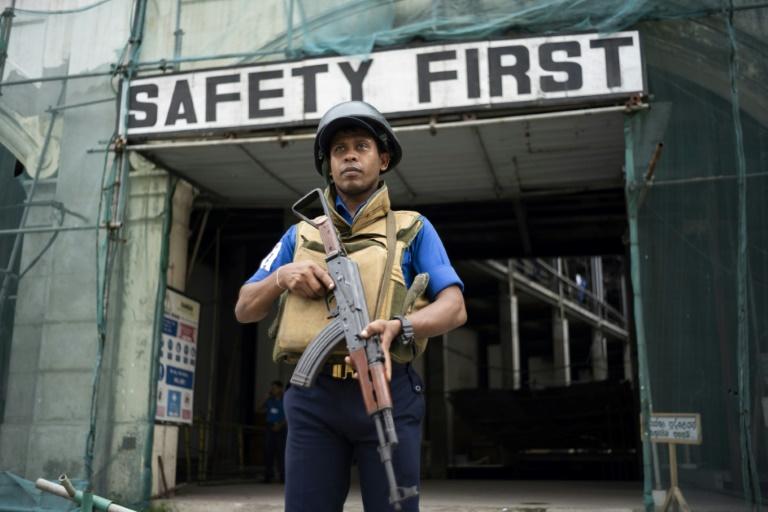 Sri Lanka : 16 morts dans un assaut contre des jihadistes