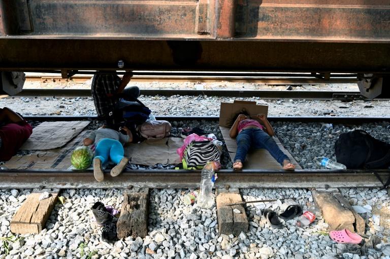 Traverser le Mexique, de plus en plus difficile pour les migrants