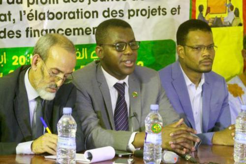 Ouverture d'une session de formation à Néma sur la création des petites et moyennes entreprises