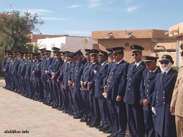 Mauritanie : Promotion au sein de la Police