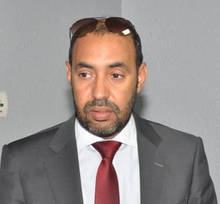 Abderrahmane Ethmane, président du CNOSM